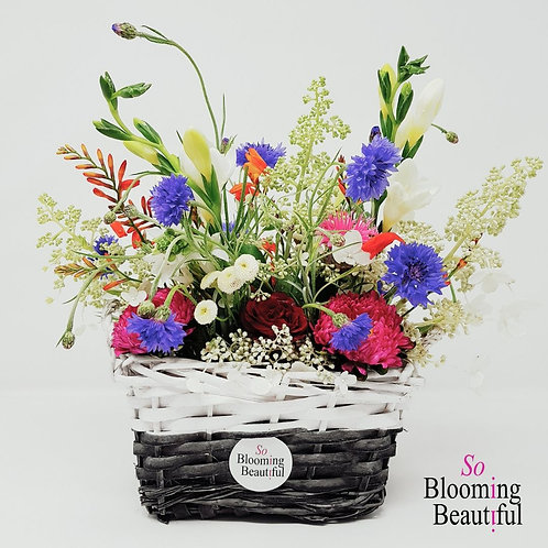 Small Country Basket