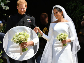 The Royal Wedding Flowers