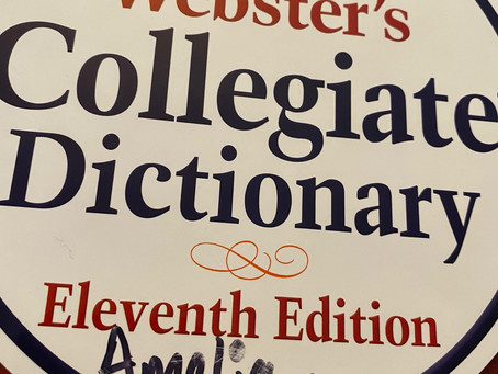 Do You Even Need a Dictionary?