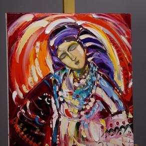Madonna of May