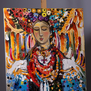 Madonna of February