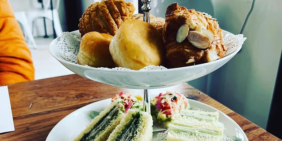 Easter Weekend Brunch and Afternoon Tea