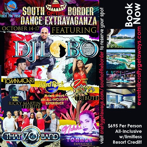 South Of the Border Dance Extravaganza