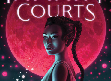 The Infinity Courts - Cover Reveal