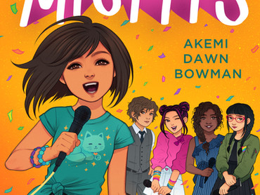 Cover Reveal for GENERATION MISFITS
