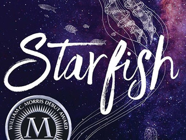 Cover reveal for Starfish