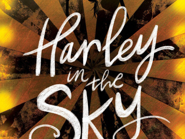Cover Reveal for Harley in the Sky