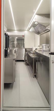 maisto priekaba, food trailer