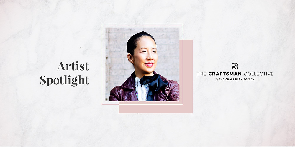 The Craftsman Collective Artist Spotlight: Kimberly M. Wang
