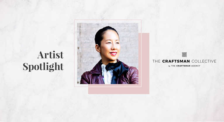 Artist Spotlight: Kimberly M. Wang