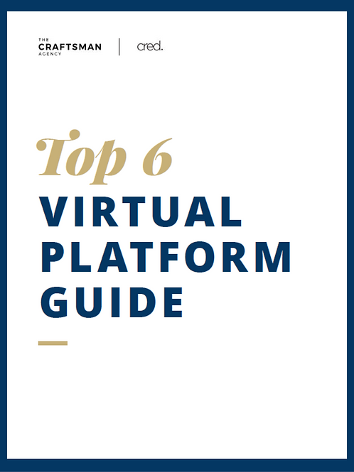 The Virtual Platform Assessment Guide: Our Top 6 Platform Choices