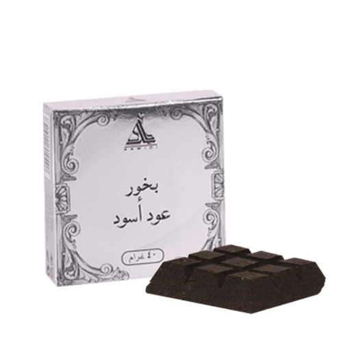 HAMIDI BAKHOOR BLACK OUD 40 GM TABLET/CHOCOLATE