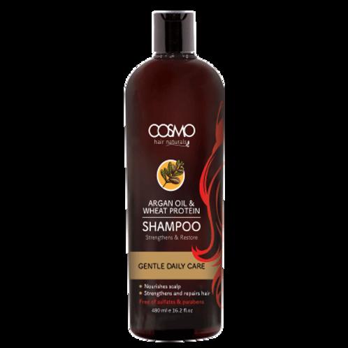 Shampoo - Argan Oil & wheat Protein
