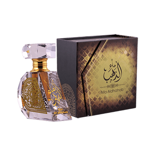 HAMIDI MA AL DHAHAB 12 ML PERFUME ATTAR OIL