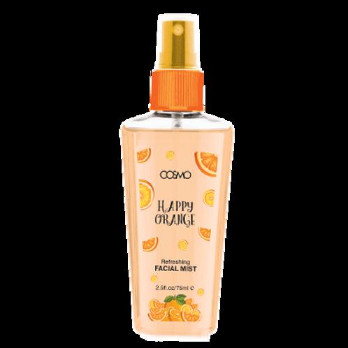 Facial Mist - Refreshing & Energizing - Happy Orange