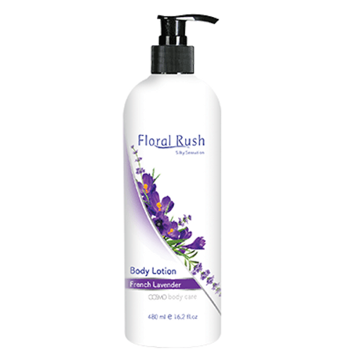 Floral Rush Body Lotion - French Lavender 480ml