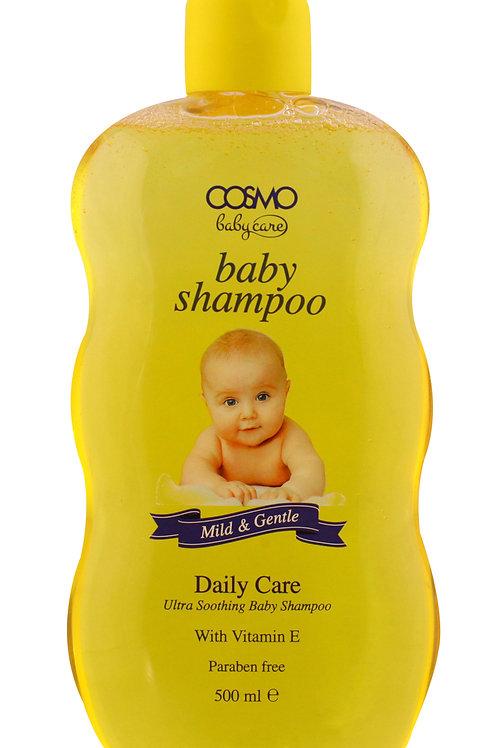 Baby Shampoo Daily Care with Vitamin E Paraben free