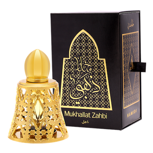 MUKHALLAT ZAHBI 10 ML ATTAR