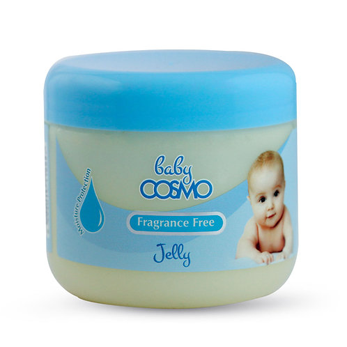 Petroleum Jelly Baby 100% pure triple purification method Fragrance Free