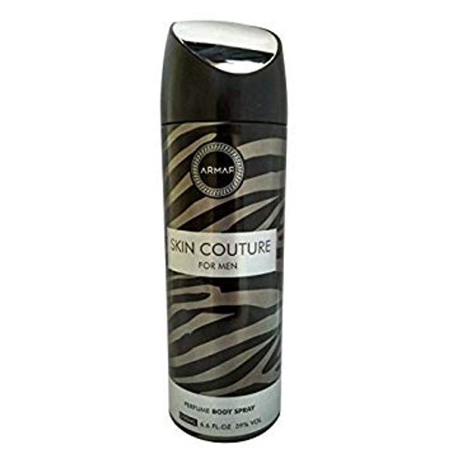 SKIN COUTURE BY ARMAF ALCOHOL FREE PERFUME BODY SPRAY 200ML