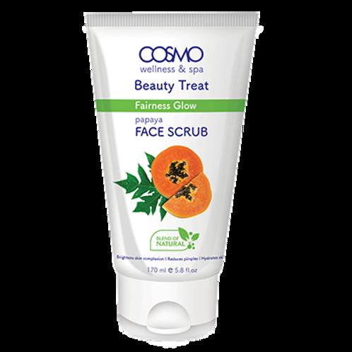 Face Scrub Papaya - Fairness Glow 170ml