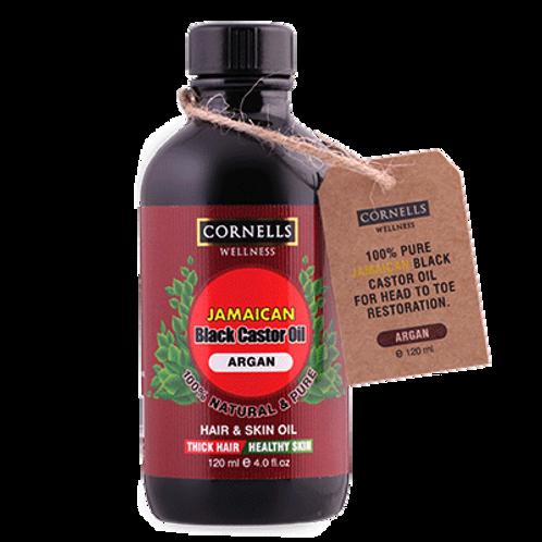 Jamaican Black Castor Hair Oil 100% Natural - Argan