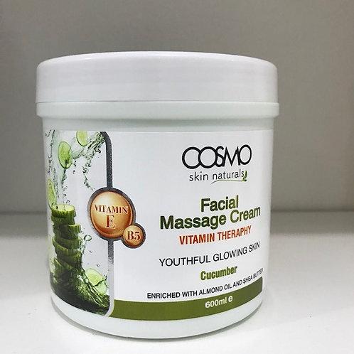 Facial Massage Cream Cumcumber