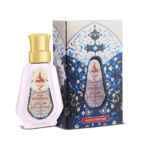 HAMIDI PURE WHITE MUSK 1.7 WATER PERFUME SPRAY