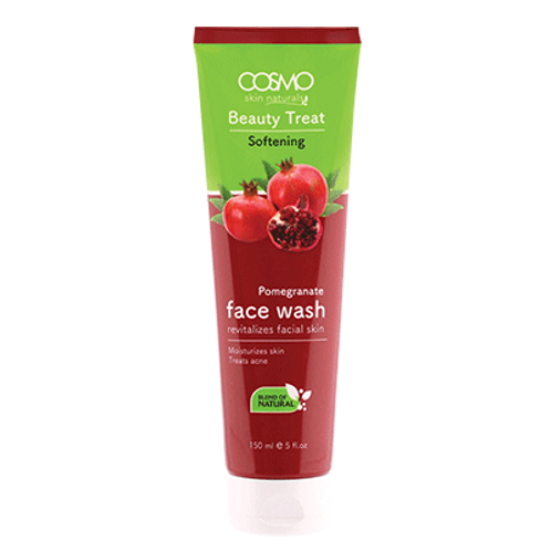 Beauty Treat Face Wash - Pomegranate 150ml