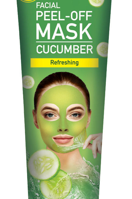 Cosmo Skin Naturals Facial Peel off Mask Cucumber 5.1 Fl. oz.