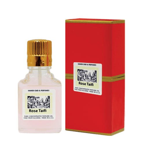 HAMIDI ROSE TAIFI 10 ML PERFUME ATTAR OIL