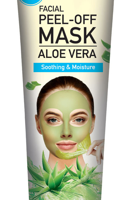 Cosmo Skin Naturals Facial Peel off Mask Aloe Vera 5.1 Fl. oz.