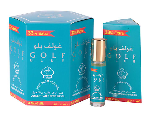 TAYYIB GOLF BLUE 8 ML ROLL ON
