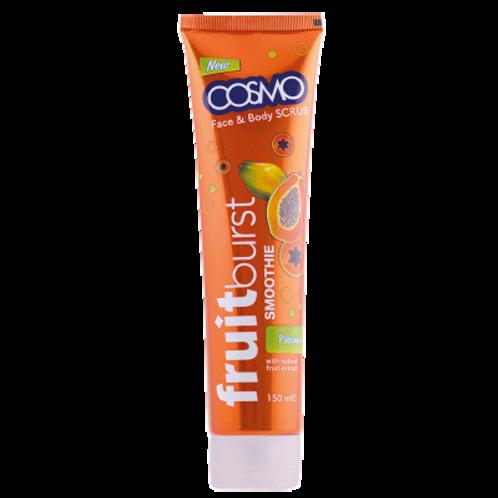Smoothie Scrub tube - Papaya