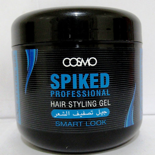 Spiked Professional Hair Styling Gel Smart Look