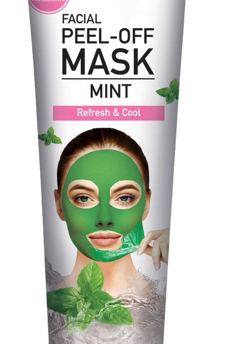 Cosmo Skin Naturals Facial Peel off Mask Mint 5.1 Fl. oz.