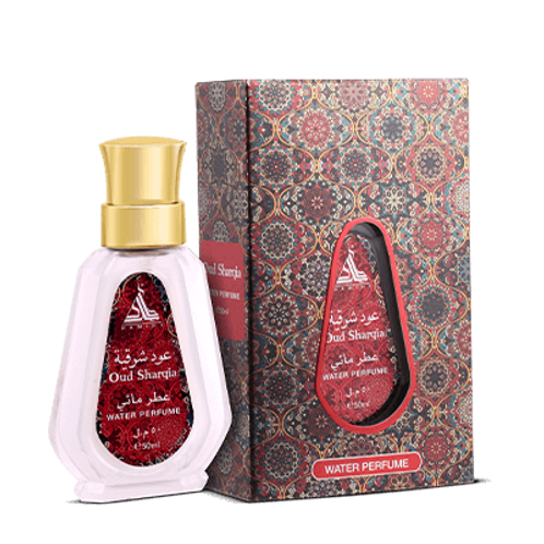 HAMIDI OUD SHARQIA 1.7 WATER PERFUME SPRAY