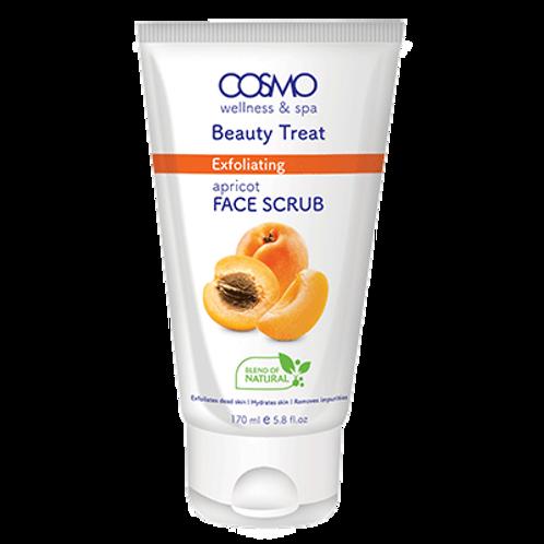 Face Scrub Apricot -Exfoliating 170ml