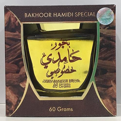 HAMIDI BAKHOOR SPECIAL 60 GRAMS