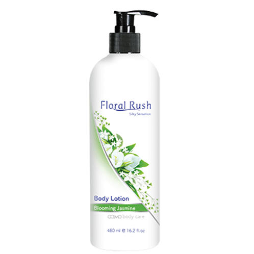 Floral Rush Body Lotion - Blooming Jasmine 480ml