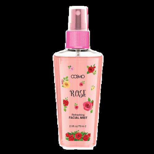 Facial Mist - Refreshing & Energizing - Rose
