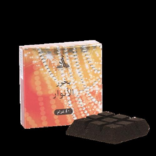HAMIDI BAKHOOR AL ANWAR 40 GM TABLET/CHOCOLATE