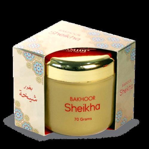 HAMIDI BAKHOOR SHEIKHA 70 GM TABLET