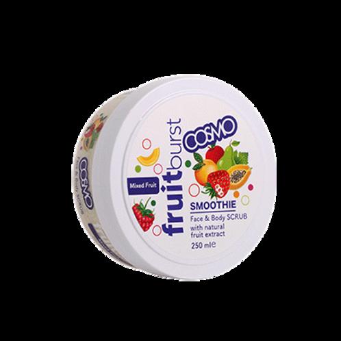 Smoothie Scrub jar - Mixed Fruit