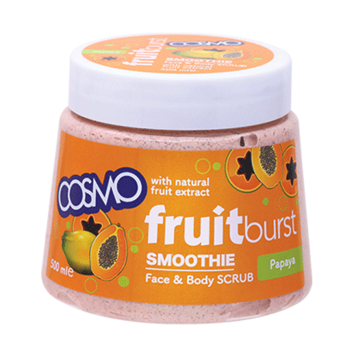 Smoothie Scrub tub - Papaya