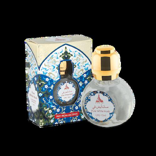 HAMIDI PURE WHITE MUSK 15 ML PERFUME OIL CPO