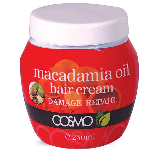 Hair Cream Macadamia Oil