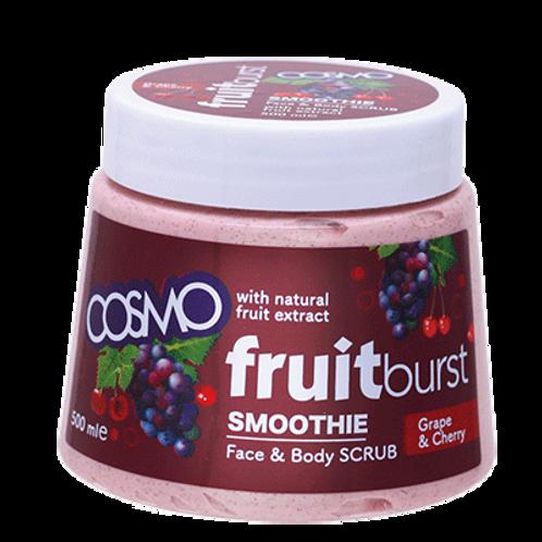 Smoothie Scrub tub - Grape and Cherry
