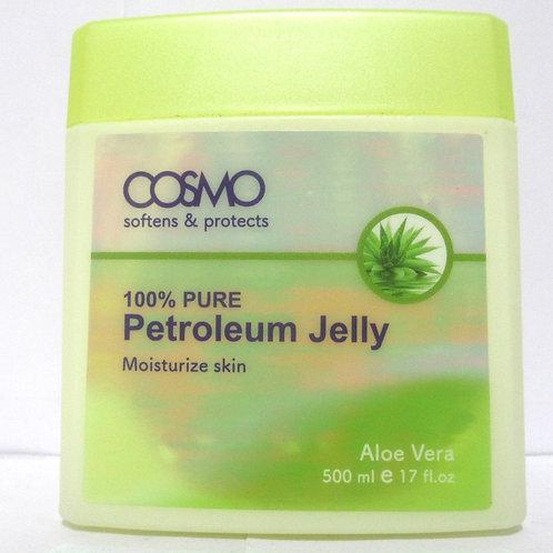 Petroleum Jelly 100% pure triple purification method with Aloe Vera