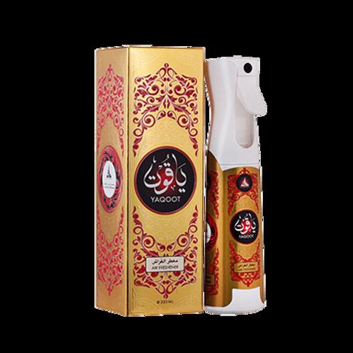 HAMIDI AIR FRESHENER AL YAQOOT 320 ML/10.8 OZ SPRAY